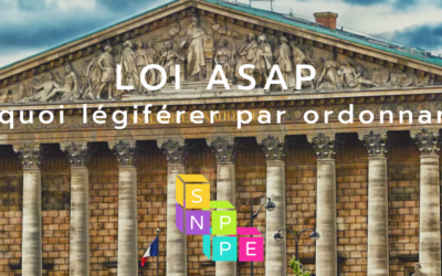 Comprendre la loi ASAP 1/3 : pourquoi légiférer par ordonnance ?