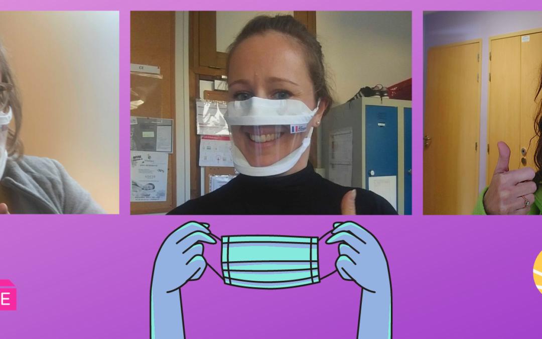 Retours sur les masques inclusifs