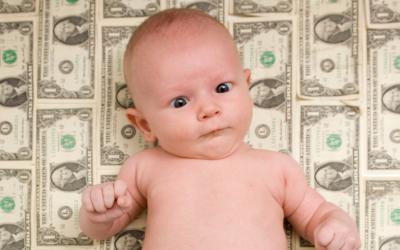 Les bébés ne sont pas des transactions financières !